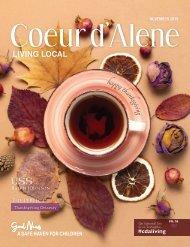 November 2019 Coeur d'Alene Living Local