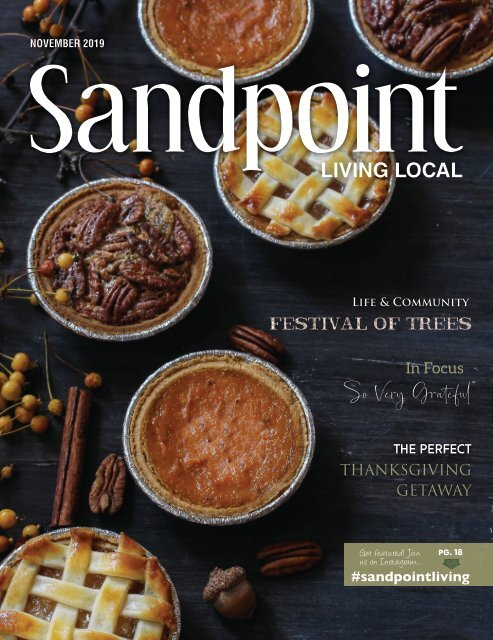 November 2019 Sandpoint Living Local