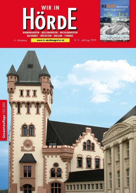 SGV Abt. Hörde - Dortmunder & Schwerter Stadtmagazine
