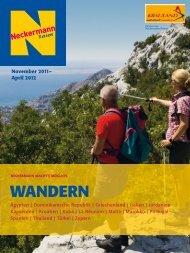 NECKERMANN - Krauland Wandern - 2011/2012 - Letenky.sk