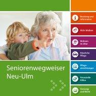 Seniorenwegweiser Neu-Ulm 2020