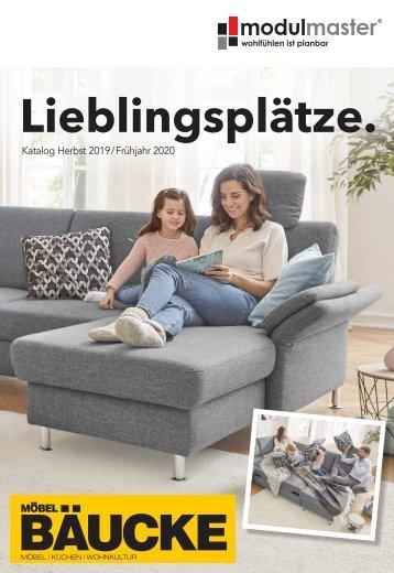 Bäucke Katalog Modulmaster