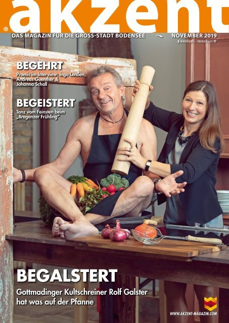 akzent Magazin November '19 GB