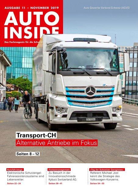 AUTOINSIDE Ausgabe 11 – November 2019