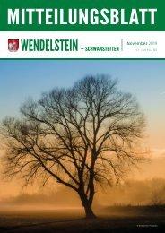 Wendelstein + Schwanstetten November 2019