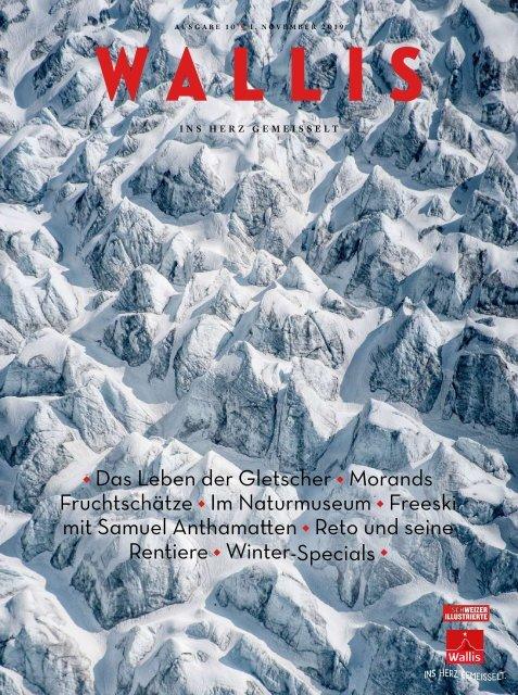 Magazine Wallis Winter 2019