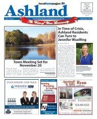 Ashland November 2019