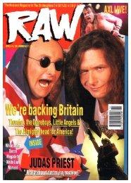 raw 68 april 91