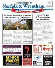 Norfolk & Wrentham November 2019