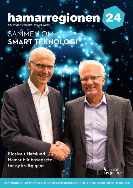Sammen om smart teknologi