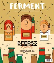 Ferment Issue 44 // Beer52 Awards