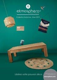 Catalogue Automne Hiver Atmosphère Déco
