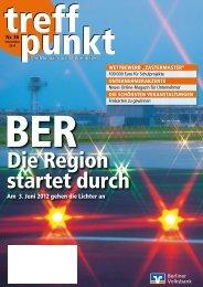 Die region startet durch - Berliner Volksbank