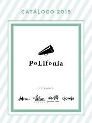 Catálogo de Polifonía 2019