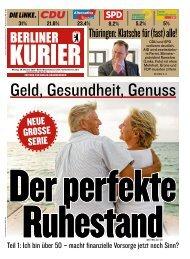 Berliner Kurier 28.10.2019