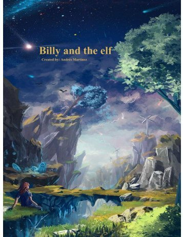 fairy tail Billy and the elf