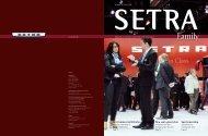 New seat generation - Setra