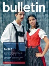 bulletin plus - Credit Suisse eMagazine - Deutschland