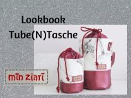 Lookbook Tube(N)Tasche