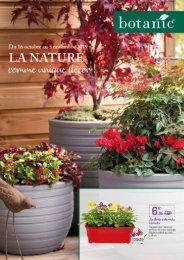 Botanic catalogue 16 oct-5 nov 2019