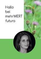 mehrWERT futura - wie Mensch und Natur gewinnen - Page 4