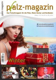 Pfalz-Magazin Winter 52-2019