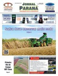 Jornal Paraná Novembro 2019