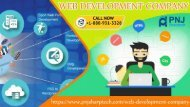 Customized Web Development Company by PNJ Sharptech