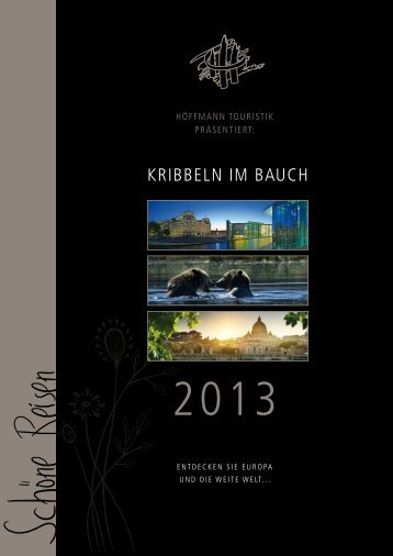 PDF Kribbeln im Bauch 2013 anschauen - Bustouristik