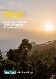 Jubileo: 50 estudios sobre la pobreza y la justicia