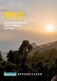 Jubileu: 50 estudos sobre pobreza e justiça