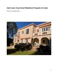 SJCF Classic Villa For Sale