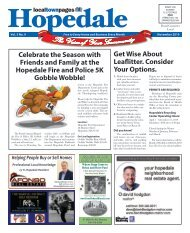 Hopedale November 2019