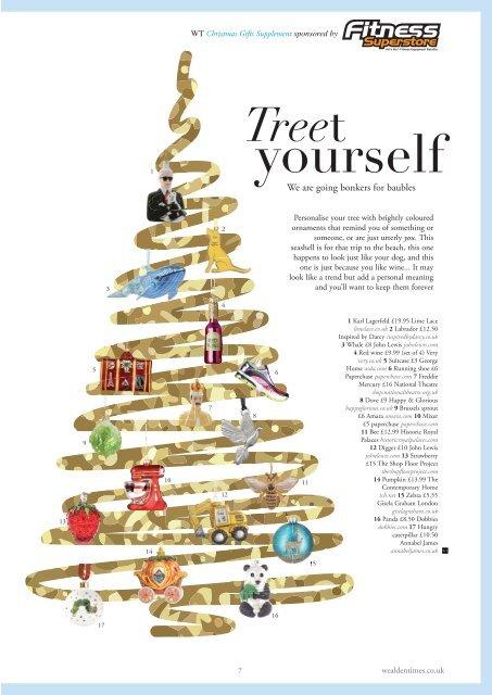 Wealden Times | WT213 | November 2019 | Gift supplement inside