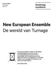 2019 10 31 New European Ensemble