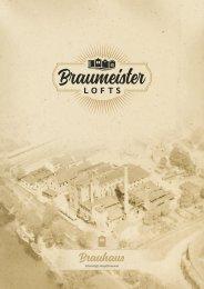 Brauhaus im Ensemble der Braumeister Lofts, Halle / Saale (Prospektteil A)