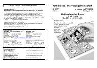 Homepage GDO Mai 2011 - katholische Kirche Boehl-Iggelheim