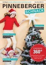 Pinneberger SCHNACK November/Dezember 2019