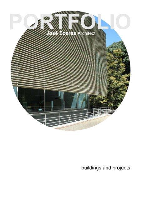 José Soares Arquitecto - Portfolio