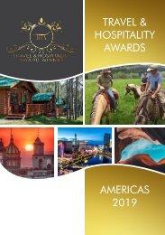 Travel & Hospitality Awards | Americas 2019 | www.thawards.com