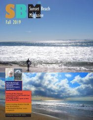 Sunset Beach Magazine Fall 2019