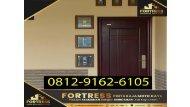 10812-9162-6107 (FORTRESS), Pintu Panil Minimalis Lubuklinggau,Model Pintu Panel Terbaru Lubuklinggau,Pintu Rumah Utama,
