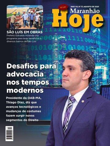 Revista Maranhão Hoje - Agosto menor
