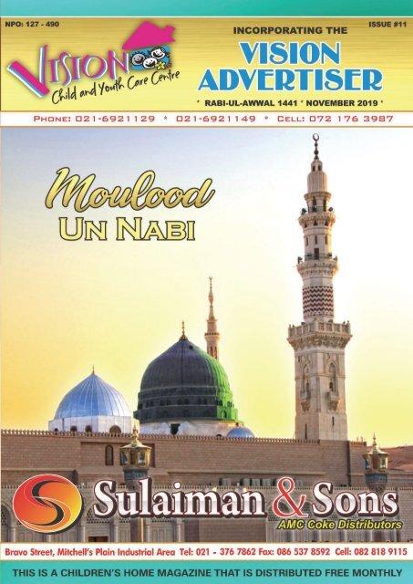 Vision Advertiser November 2019