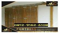 0812-9162-6109 (FORTRESS), Model Pintu Panel Terbaru Jayapura,