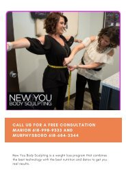 Medical Weight Loss Clinic _ Start losing weight now _ New You Body Sculpting