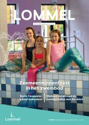 Stadsmagazine Lommel november 2019