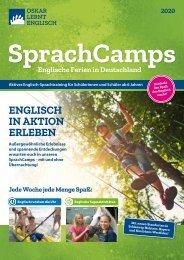 SprachCamps 2020   Oskar lernt Englisch
