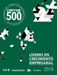 Publicación CEPYME500 2019