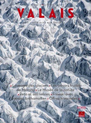 Magazine Valais Hiver 2019